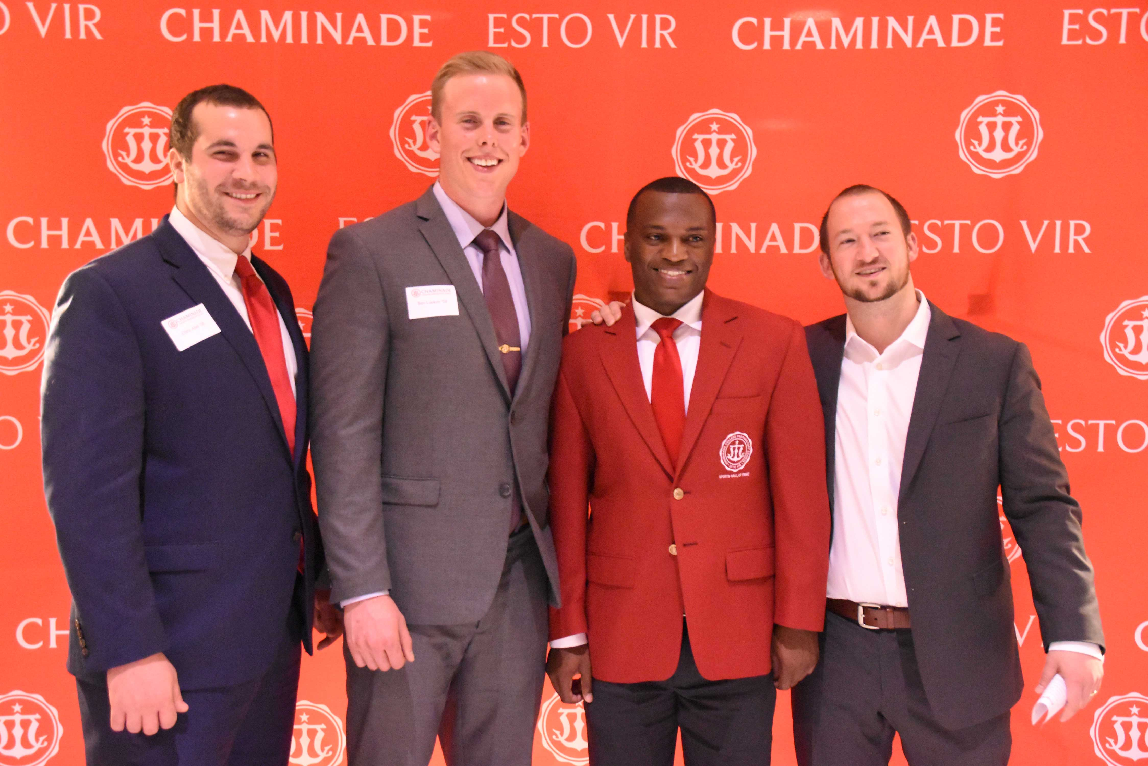 2018 Chaminade Sports Hall of Fame