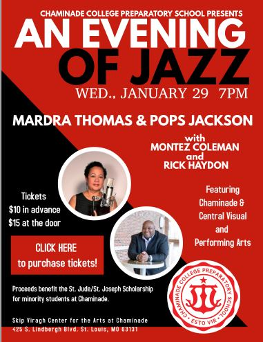 AN EVENING OF JAZZ JAN 17