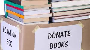Donate Your Books