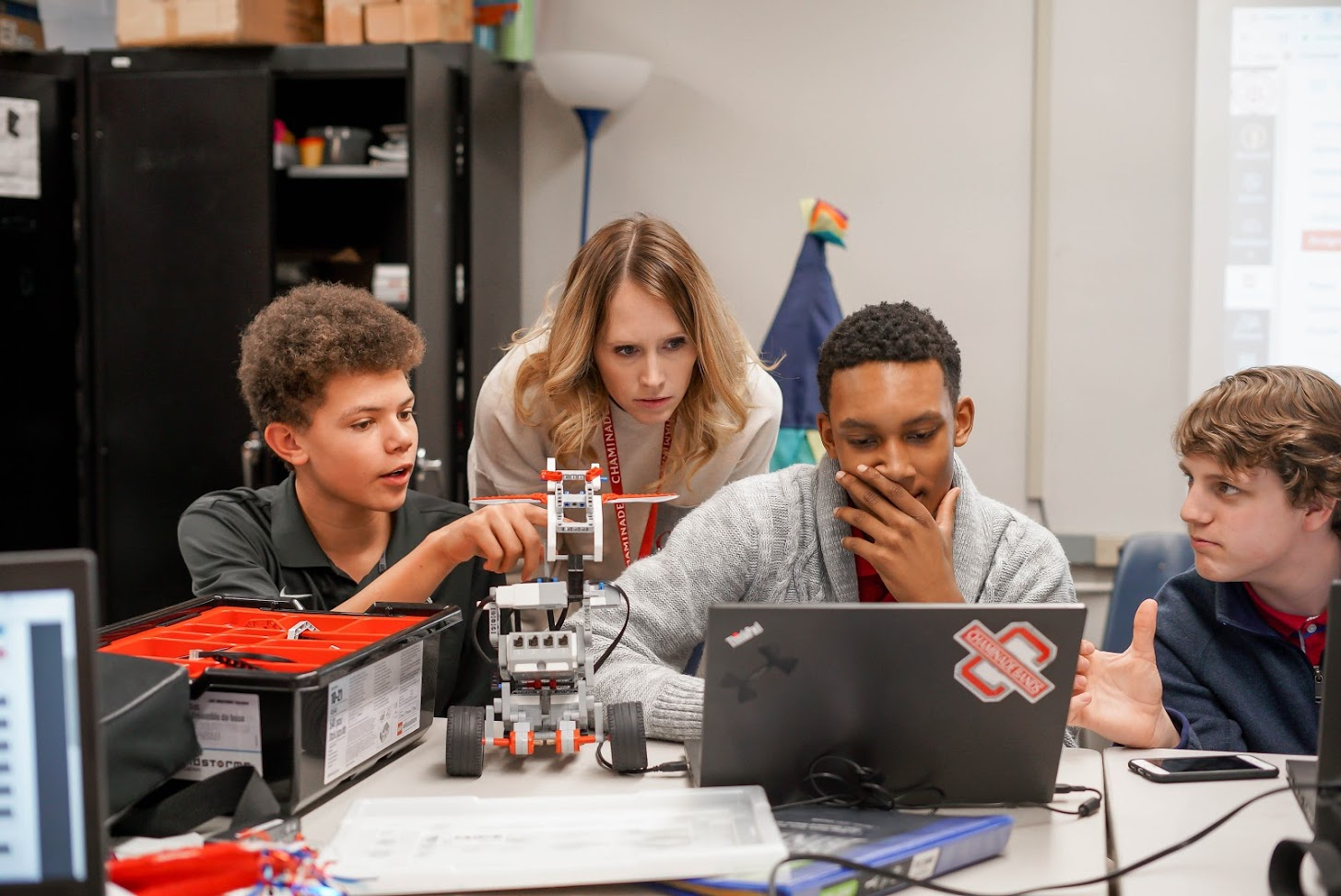 Chaminade Named PLTW Distinguished School