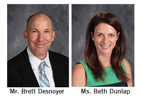 NEW ADMINISTRATORS APPOINTED