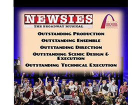 NOMINATIONS FOR NEWSIES