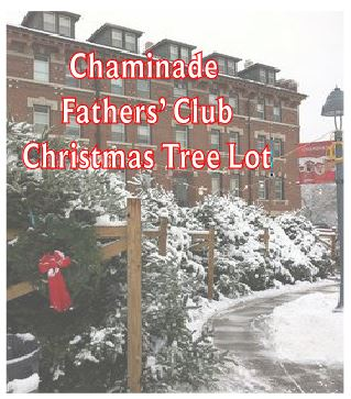 CHAMINADE CHRISTMAS TREE LOT